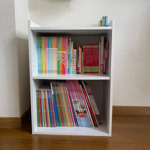 【おやこのくふう記事掲載】増え続ける絵本の収納方法。2歳半差の姉弟、戸建て賃貸の我が家の場合