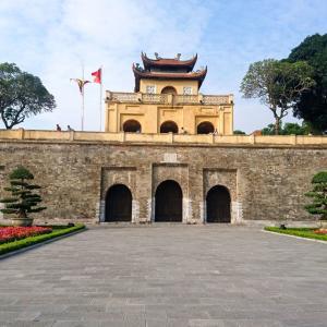 ベトナム世界遺産『タンロン遺跡』は穴場スポット!時代が折り重なる魅力を紹介