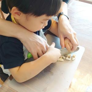 """「できた!」を大切にしたい、野菜ぱくぱく""""おべんと""""キッチン(札幌の子供料理教室)"""