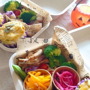 """10月の野菜ぱくぱく""""おべんと""""キッチン、実施しました!  (札幌の子供料理教室)"""