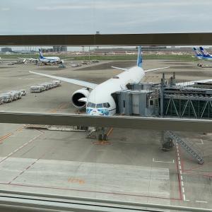2021年9月26日 日曜日 ガルーダ便に搭乗 一路ジャカルタへ