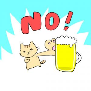 40才にして飲酒習慣をやめてみる 禁酒生活4週間の対策と効果