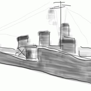 敵兵を救助した日本海軍