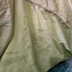 雨で濡れたテントの乾燥方法について【mont-bell/ムーンライトの場合】