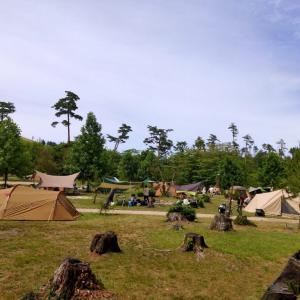 ものすごく広い【神鍋高原キャンプ場】でのんびりキャンプ!