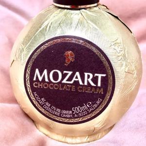 「モーツァルトチョコレートクリームリキュール」を買ってみた。ミルクと混ぜる割合は?