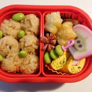 3歳年少 幼稚園弁当