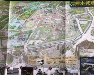 熊本城へ行こう~アクセスと駐車場~