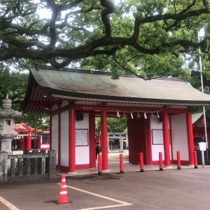 春日神社(大分県大分市)
