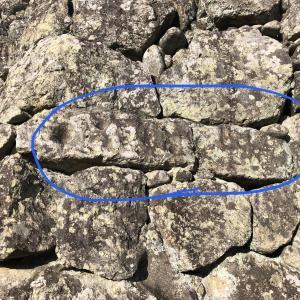 姫路城へ行こう・転用石を見つけてみよう