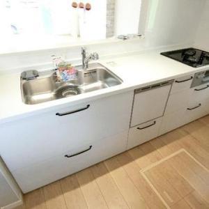 【新築戸建て】対面式キッチン