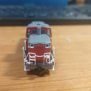 TOMIX 2243 国鉄 DE10 1000形ディーゼル機関車(暖地型)のレビュー