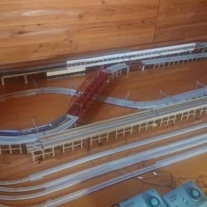 JR御櫻坂本線フロアレイアウト~建設編2・線路敷設~
