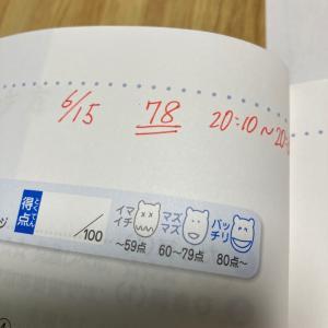 小2★中学受験への道・6月15日