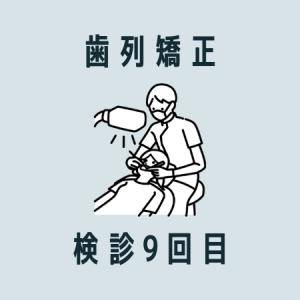 【歯列矯正日記9日目】【20代後半】歯の検査・診断