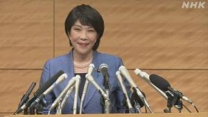 有本香氏:高市早苗さんを日本初の女性総理に!