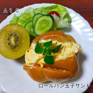 玉子ロールパン そらちゃんマッサージ マリーゴールド ピザ風揚げキムチチーズ すき焼き 豊水の梨