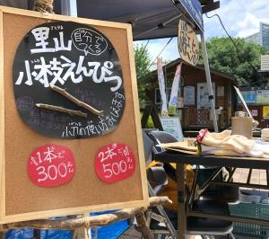 【クラフト体験】里山小枝えんぴつ