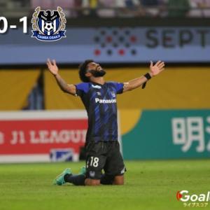 J1第5節#ガンバ大阪 対#ベガルタ仙台 の試合結果...