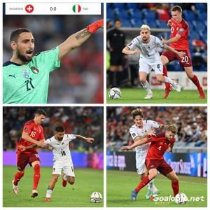 【W杯欧州予選 第5節】イタリア代表 はブラジル代表 が記録した36試合無敗の世界記録に並んだ。