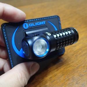 超軽量高性能ヘッドライト Olight Perun Mini(オーライト ペルンミニ)