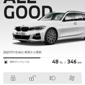 ☆アプリ「My BMW」