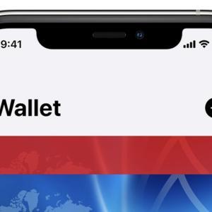 iPhoneのwalletアプリで免許証をデジタルで持ち歩く未来が来る