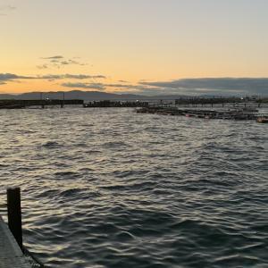 【釣行記】小島養魚場でテンヤタチウオ 台風後でも釣れないことはなさそう?