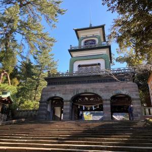 金沢のSNS映えスポット!尾山神社はステンドグラスが美しいモダンな神社
