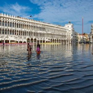 映画「レミニセンス」水没都市を舞台としたSFラブストーリー
