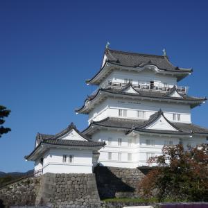 小田原城へ行ってきました。