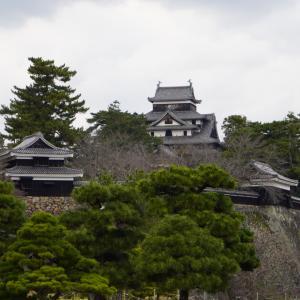 松江城に行ってきました