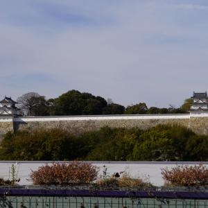明石城へ行ってきました