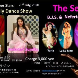 26日 The Secret B.J.S & Nefertari Dancers