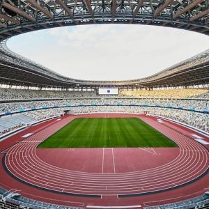 TOKYO2020(第32回オリンピック競技大会)が始まった。