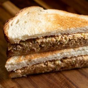 「近代化したサンドイッチ」