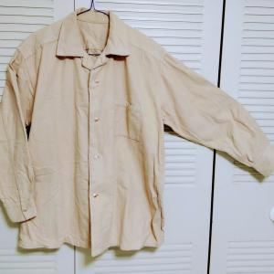 過去の作品紹介(5)メンズネルシャツ