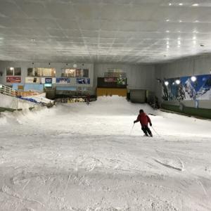 【屋内スキー場】スノーヴァ新横浜ってどんなところ?【初心者にはキツイ】