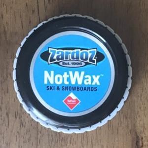 【Zardoz NotWaxの感想】おすすめスノーボードワックス