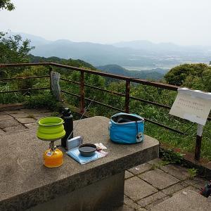 2021年5月25日 朝日山(西の峰)