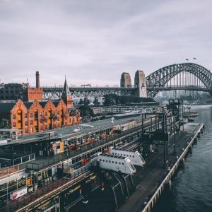 Sydney in Lockdown