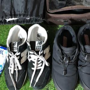 靴箱に人工芝