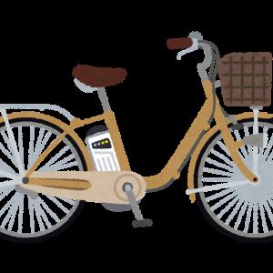 電動自転車 ②