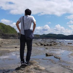 #広島 から車で行ける #異世界転生 。島根の #ウユニ湖 こと、#石見畳ケ浦 が本当に凄い😧!!前編