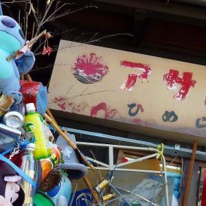 2010年10月11日に、〒722-0025 広島県尾道市栗原東1丁目1−17にある「ひめじや」というもはや異次元の酒屋さんに迷い込んだ時のインパクトある写真を公開します。