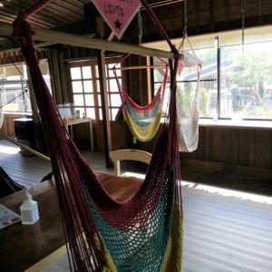 【おひとりさまドライブ】那須で初めてのハンモックカフェで大満喫