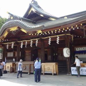 旧准勅祭社 東京十二社 巡り 大國魂神社
