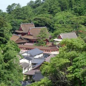 島根県 御朱印巡り 日御碕神社