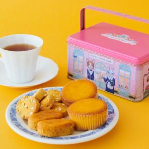 Afternoon Tea と贈り物
