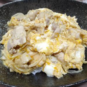 黄金比のつゆで作る親子丼のレシピ